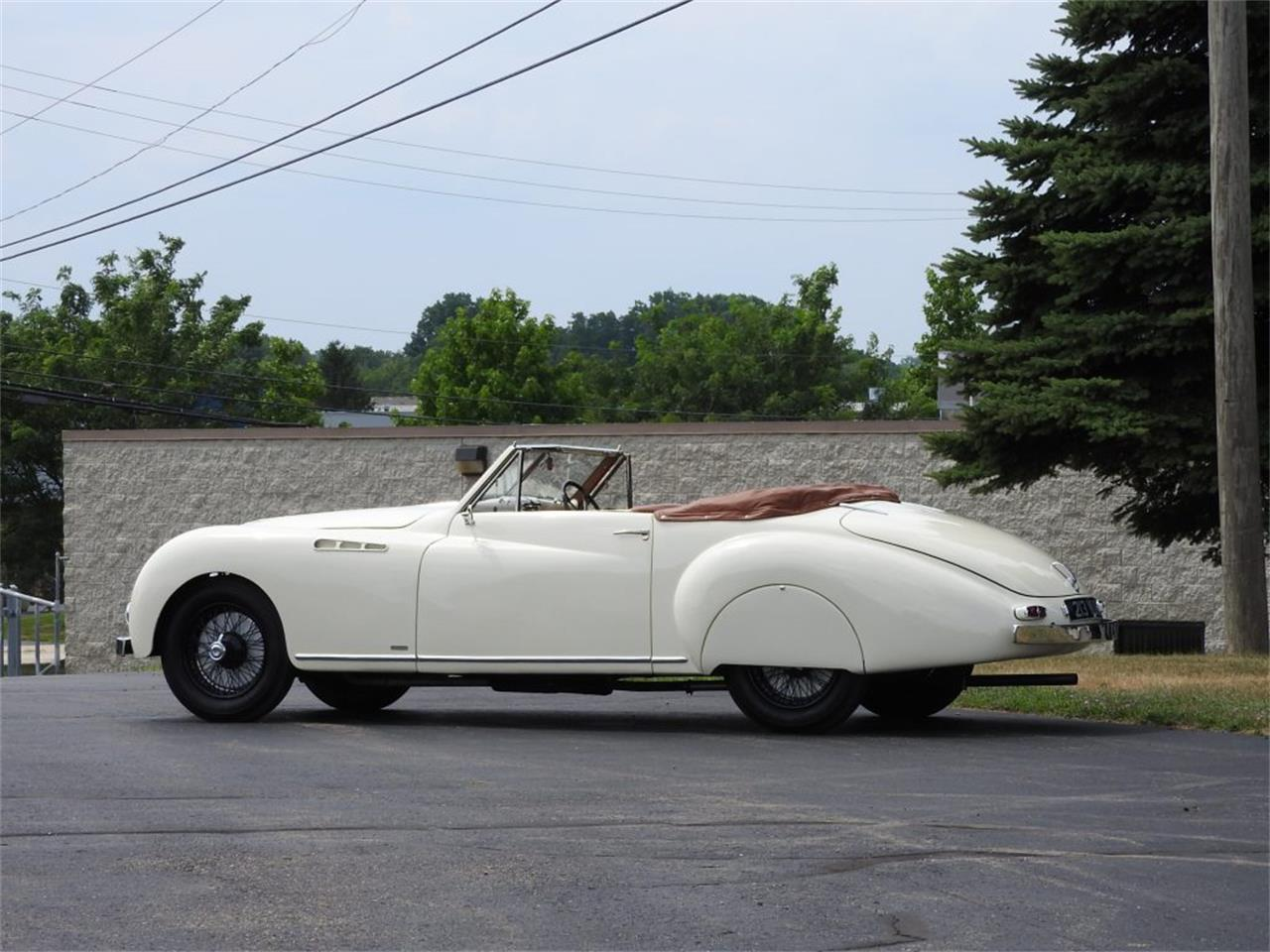 Large Picture of '50 Roadster Auction Vehicle - OCHL
