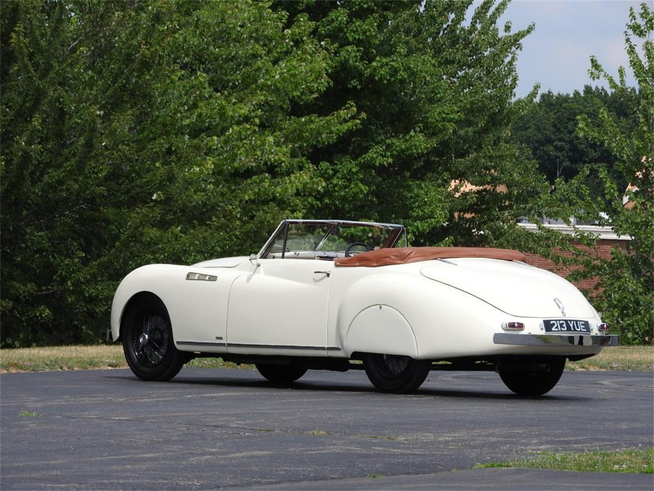 Large Picture of 1950 Roadster located in Michigan Offered by Nostalgic Motoring Ltd. - OCHL