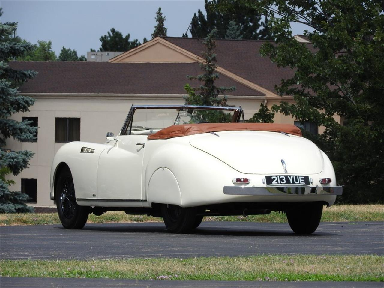 Large Picture of Classic 1950 Roadster Auction Vehicle Offered by Nostalgic Motoring Ltd. - OCHL