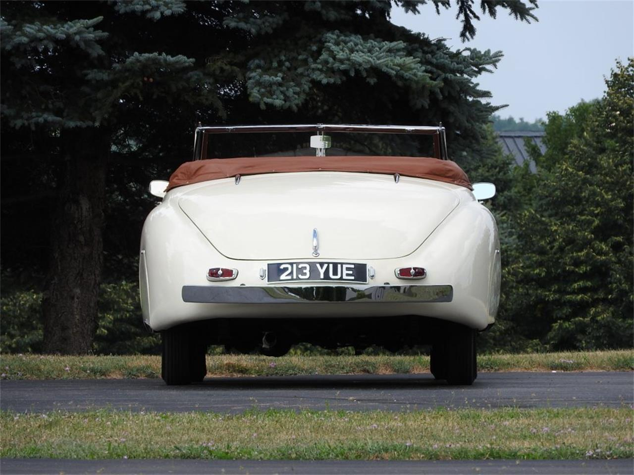 Large Picture of Classic '50 Talbot-Lago Roadster located in Michigan Auction Vehicle Offered by Nostalgic Motoring Ltd. - OCHL