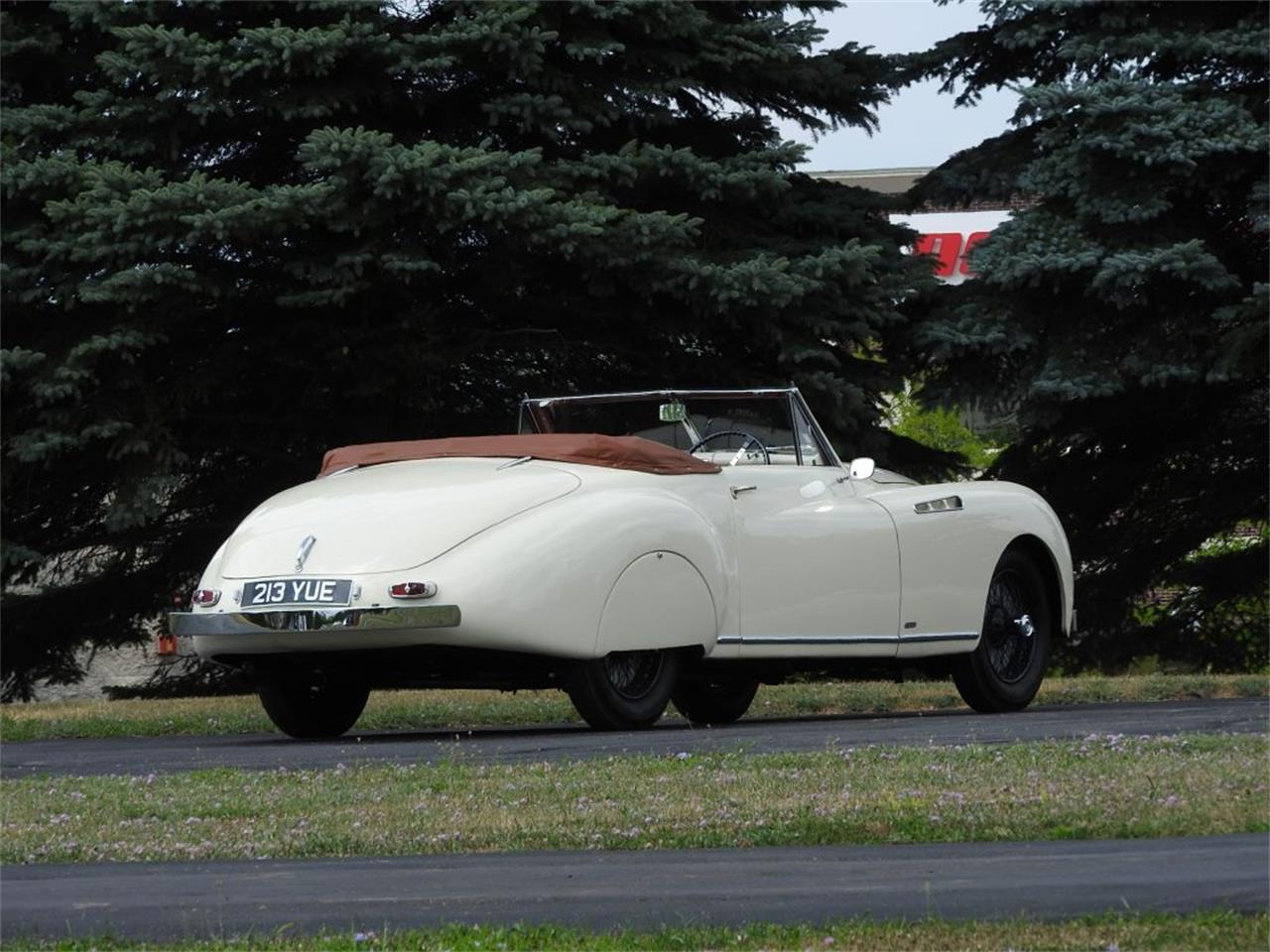 Large Picture of '50 Talbot-Lago Roadster located in Auburn Hills Michigan Offered by Nostalgic Motoring Ltd. - OCHL