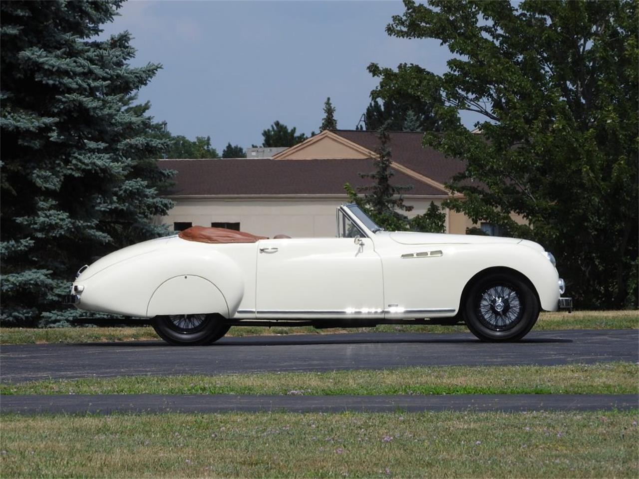 Large Picture of Classic '50 Roadster located in Michigan Offered by Nostalgic Motoring Ltd. - OCHL