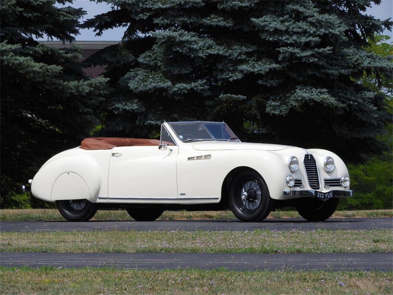 Large Picture of Classic 1950 Roadster located in Michigan Offered by Nostalgic Motoring Ltd. - OCHL