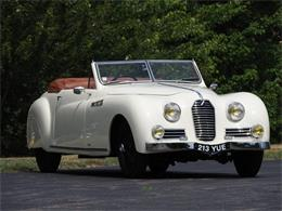 Picture of Classic 1950 Talbot-Lago Roadster Auction Vehicle - OCHL
