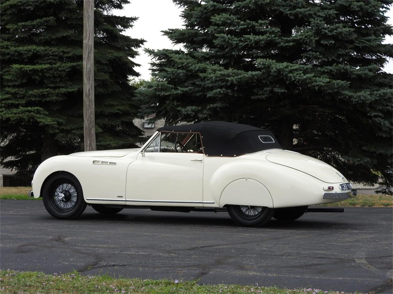 Large Picture of '50 Talbot-Lago Roadster Auction Vehicle - OCHL
