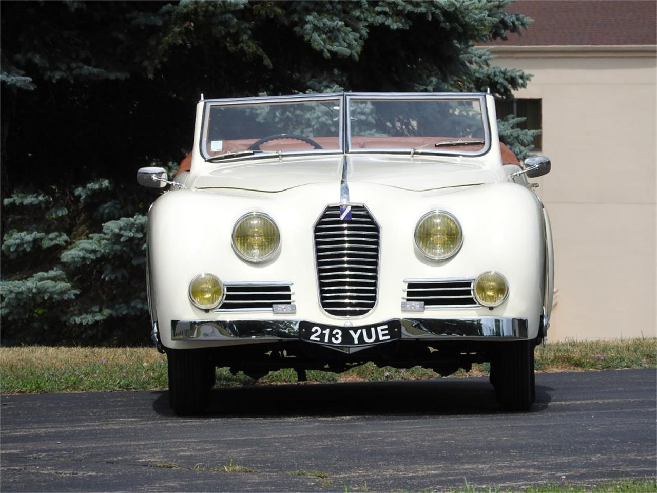 Large Picture of Classic '50 Roadster Offered by Nostalgic Motoring Ltd. - OCHL