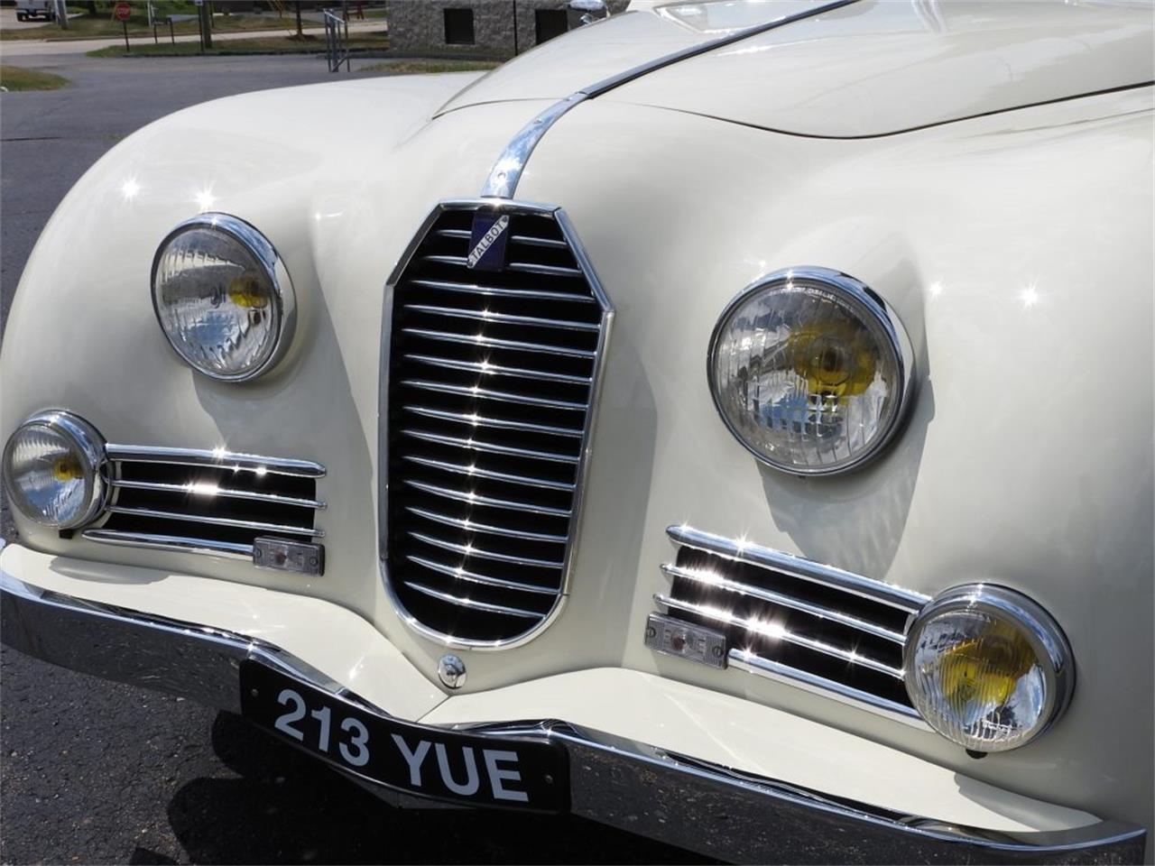 Large Picture of 1950 Roadster Auction Vehicle Offered by Nostalgic Motoring Ltd. - OCHL