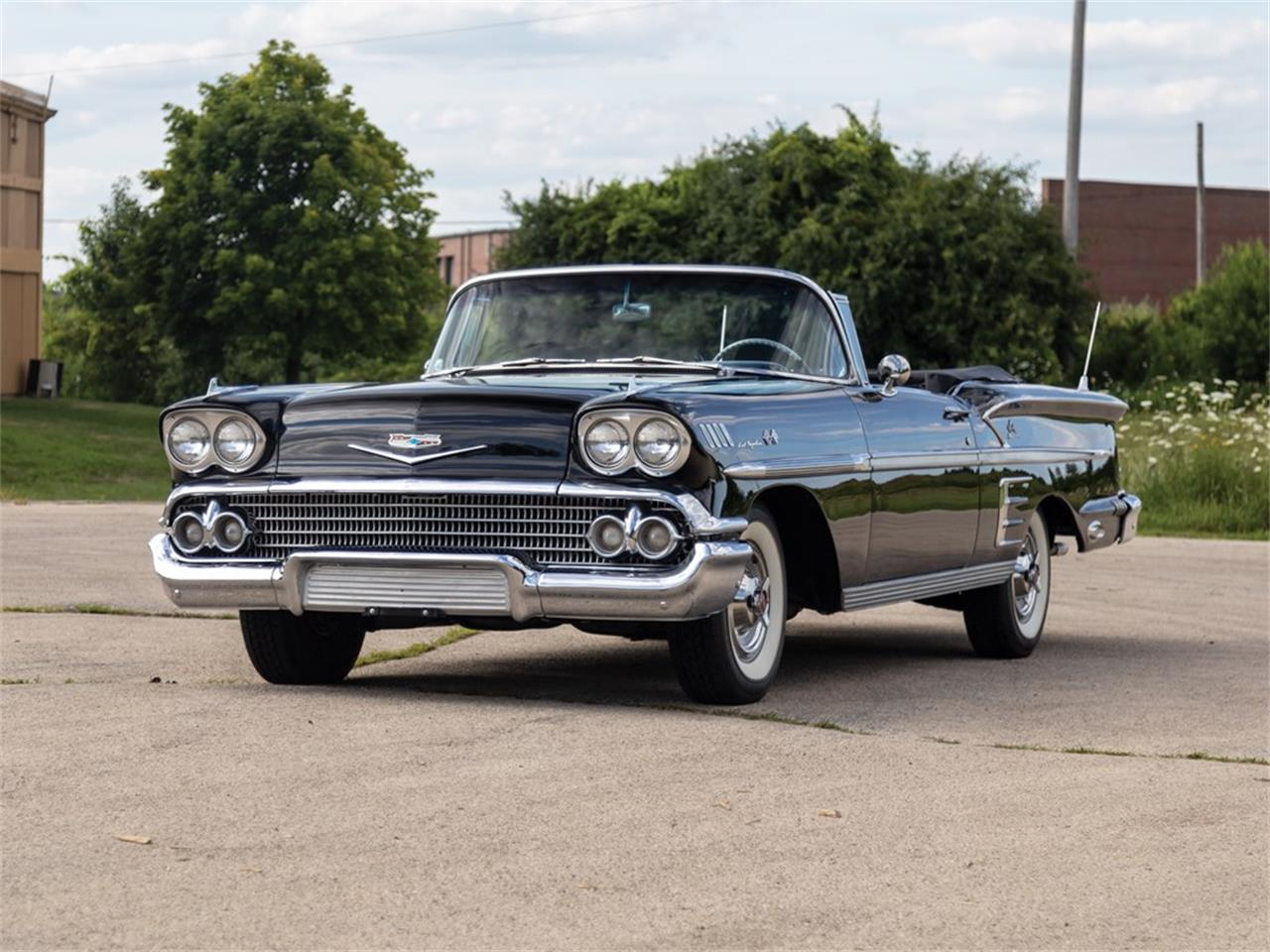 Picture of '58 Impala 'Fuel-Injected' Convertible - OCI6