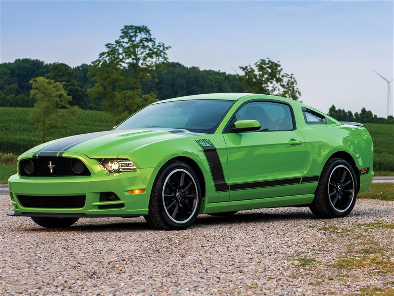 Picture of '13 Mustang - OCII