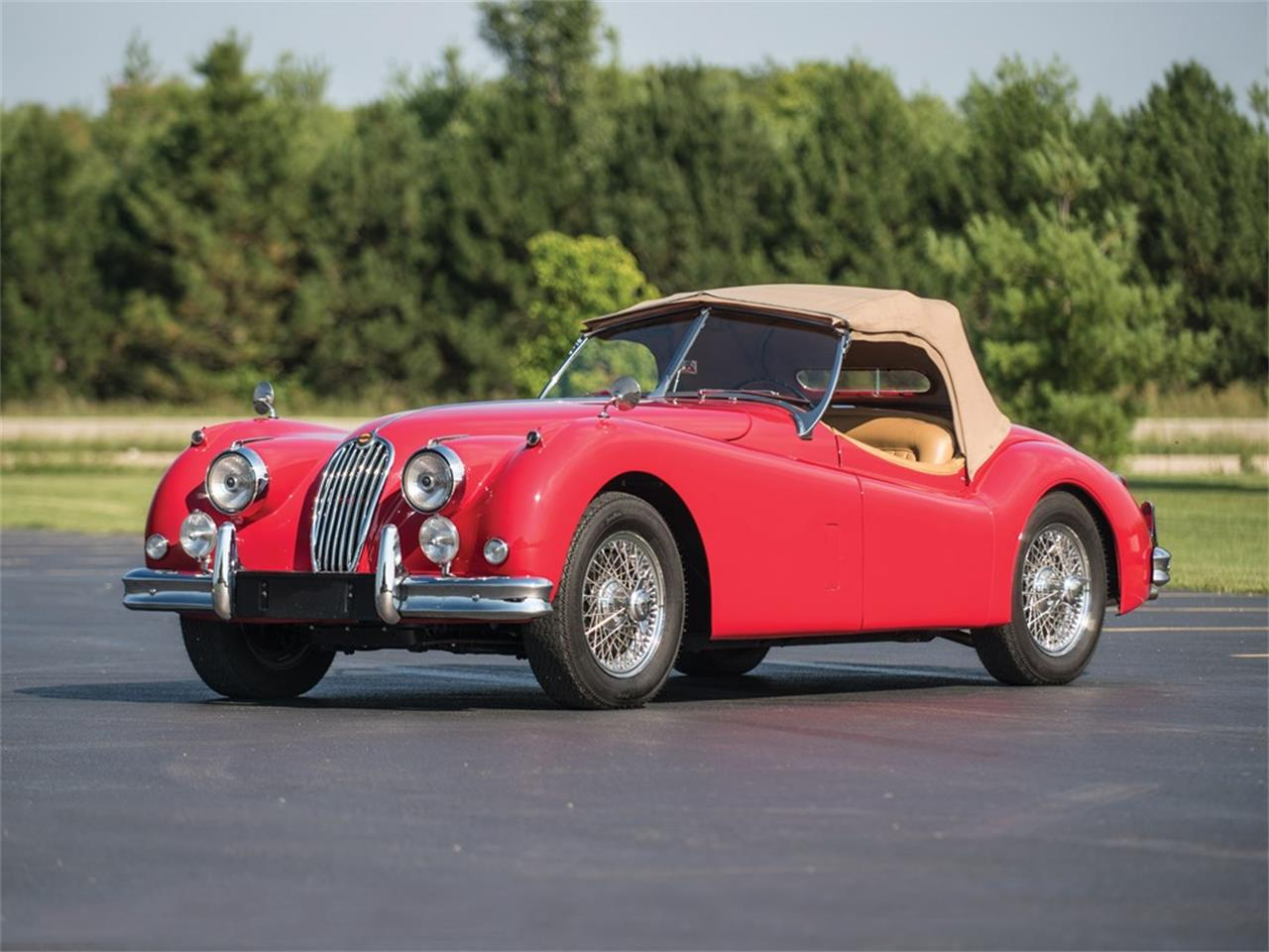 Picture of '56 XK 140 3.4-Litre Roadster - OCIS