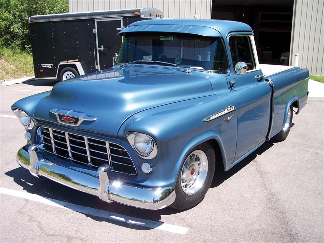 Picture of '55 Cameo Pickup Custom - OCIU