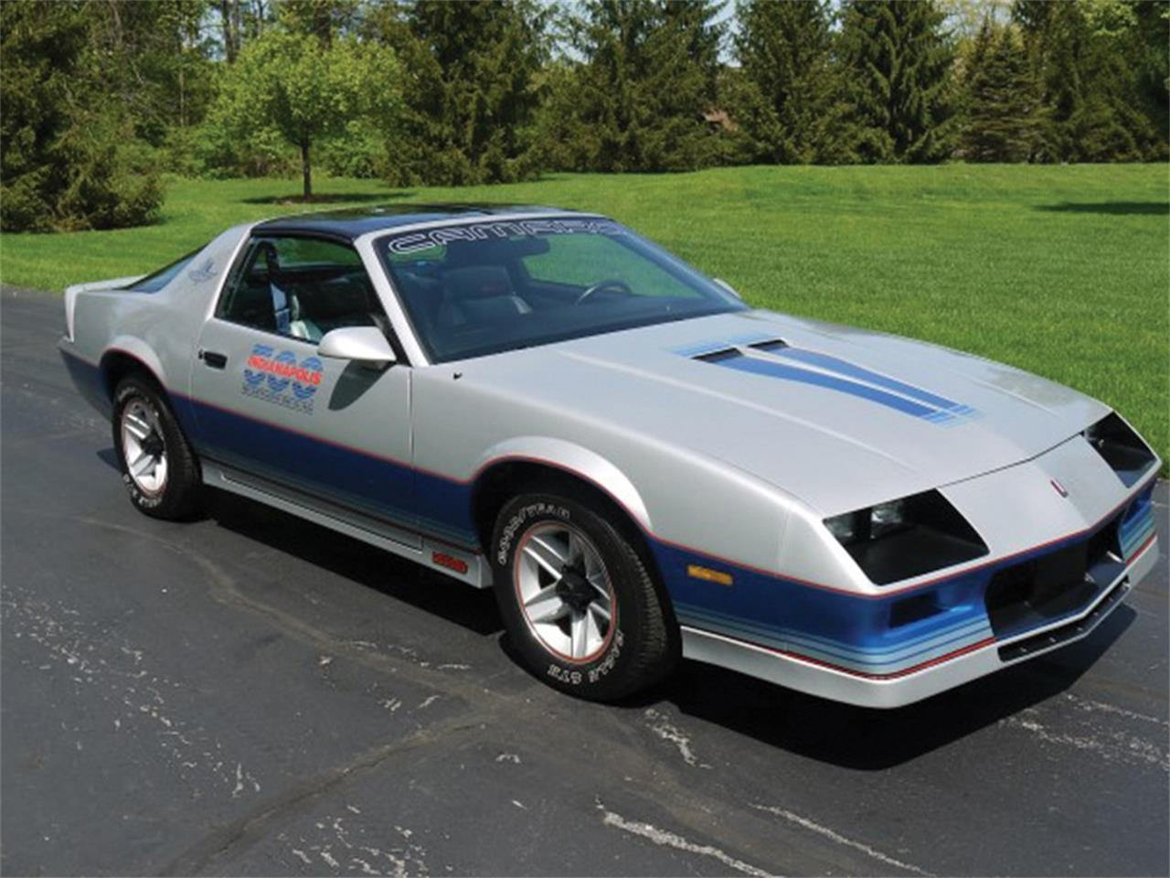 Picture of '82 Camaro Z28 Indianapolis Pace Car - OCJ3