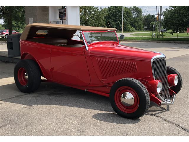 Picture of '34 Roadster - OCJF