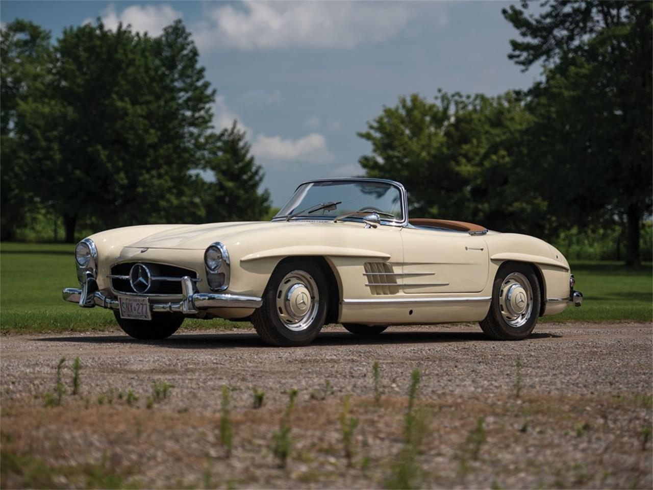 Picture of '57 300SL Roadster - OCJQ