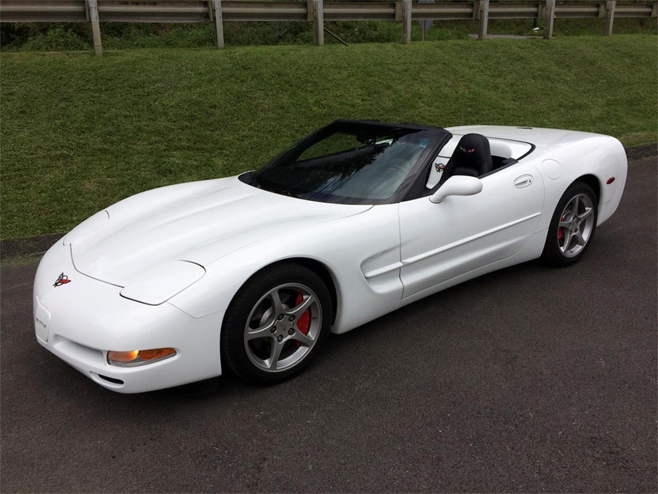 Large Picture Of 98 Corvette Pace Car Convertible Ockf