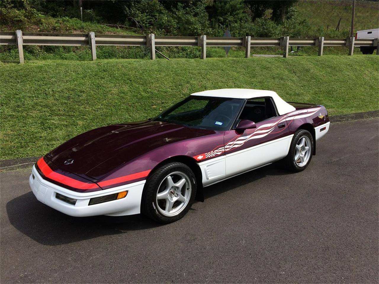 Picture of '95 Corvette Pace Car Convertible - OCKG