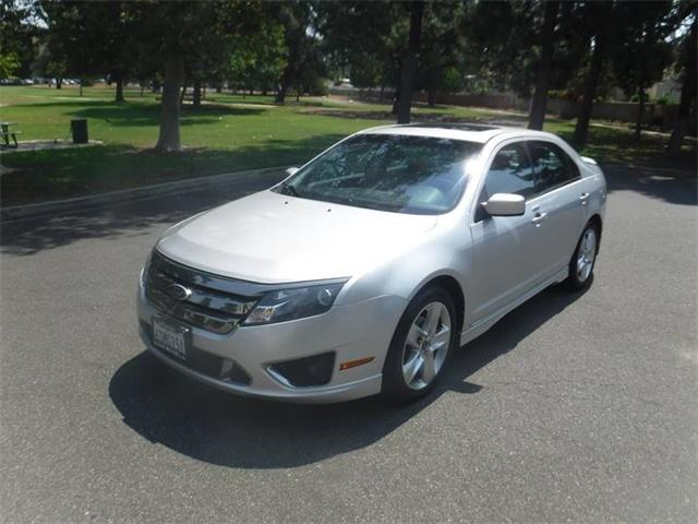 Picture of '11 Fusion - O8DO