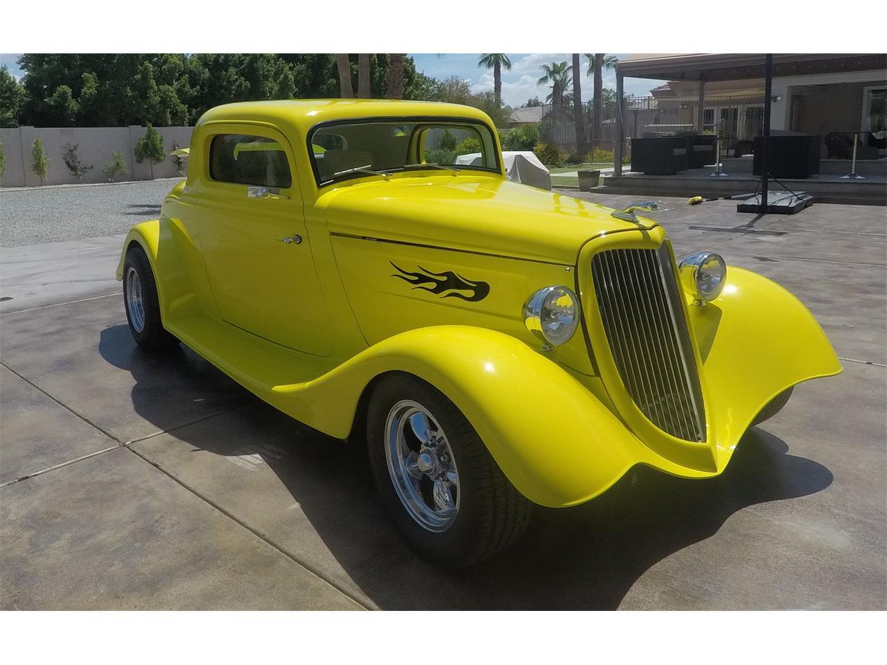 1934 ford coupe for sale cc 1136043. Black Bedroom Furniture Sets. Home Design Ideas