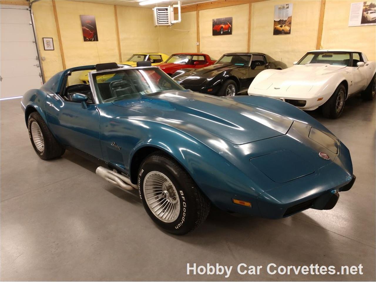 Picture of '75 Corvette - OCKT