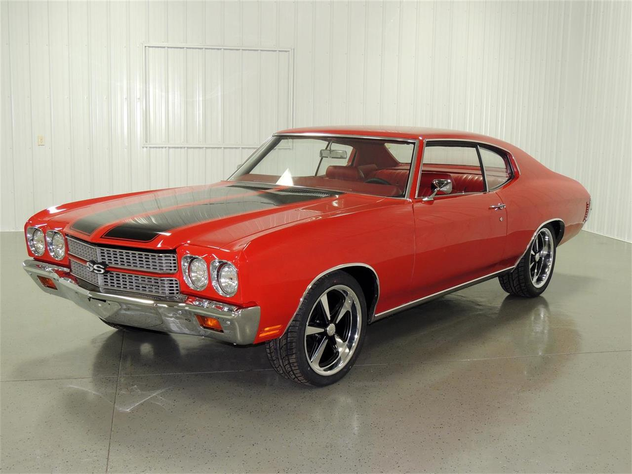 Large Picture of '70 Chevelle Offered by GQ Creations Auto LLC - OCL7