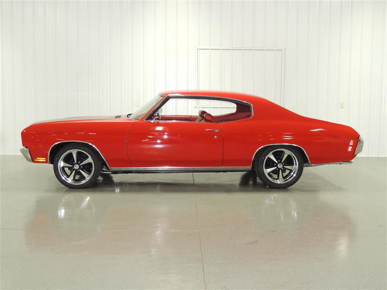 Large Picture of Classic '70 Chevelle located in Chambersburg Pennsylvania - OCL7