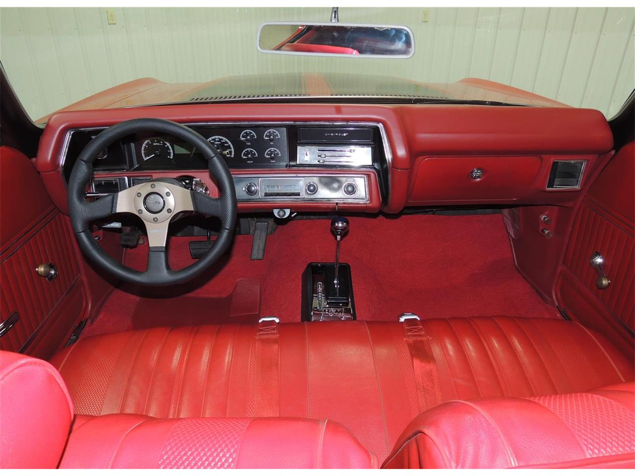 Large Picture of Classic '70 Chevrolet Chevelle - $34,500.00 - OCL7