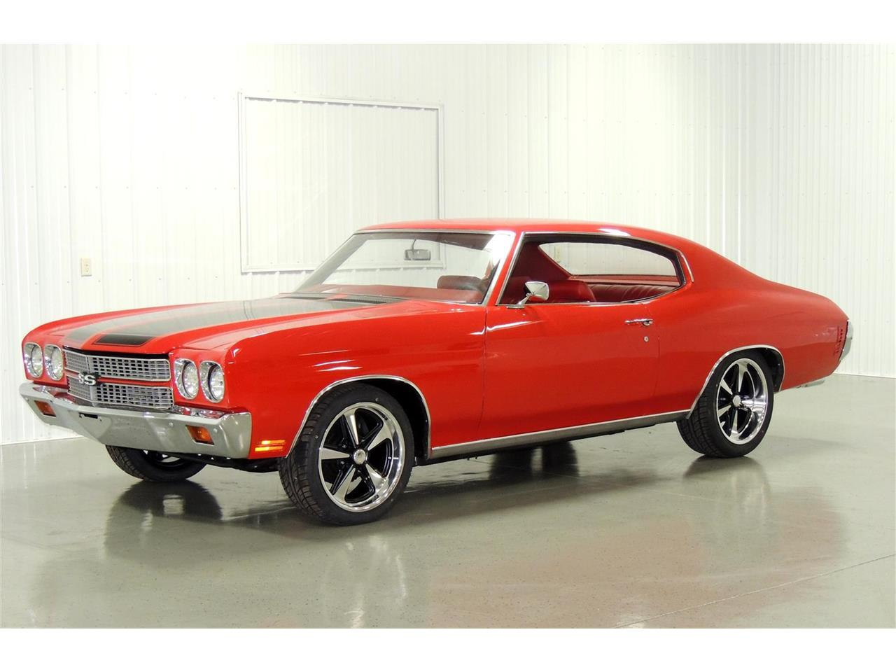Large Picture of Classic 1970 Chevelle Offered by GQ Creations Auto LLC - OCL7