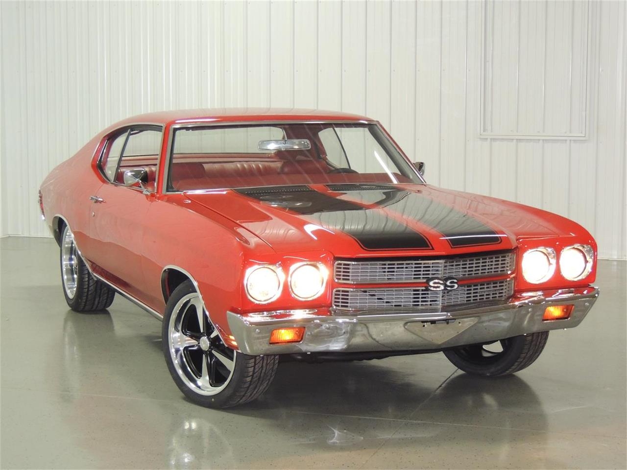 Large Picture of Classic 1970 Chevrolet Chevelle located in Pennsylvania - $34,500.00 Offered by GQ Creations Auto LLC - OCL7