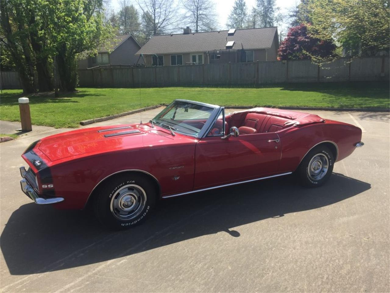 Picture of '67 Camaro SS - OCM7