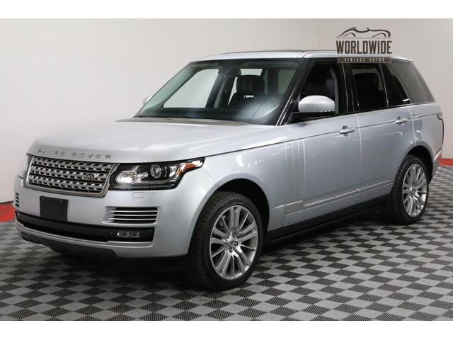 Picture of '14 Range Rover - OCMK