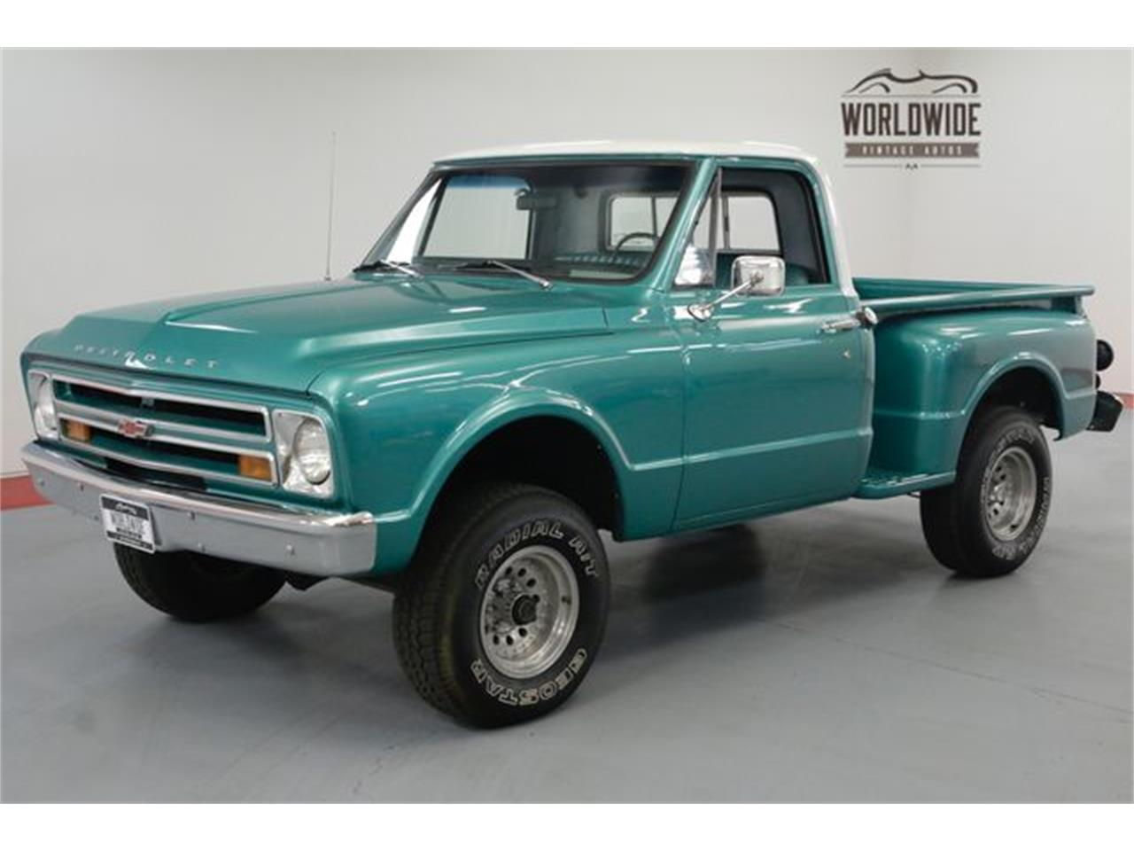 Picture of '67 K-10 - OCML