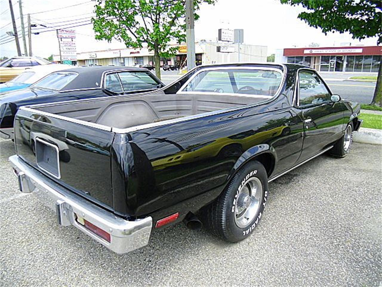 Large Picture of '82 El Camino SS Offered by Black Tie Classics - OCMY
