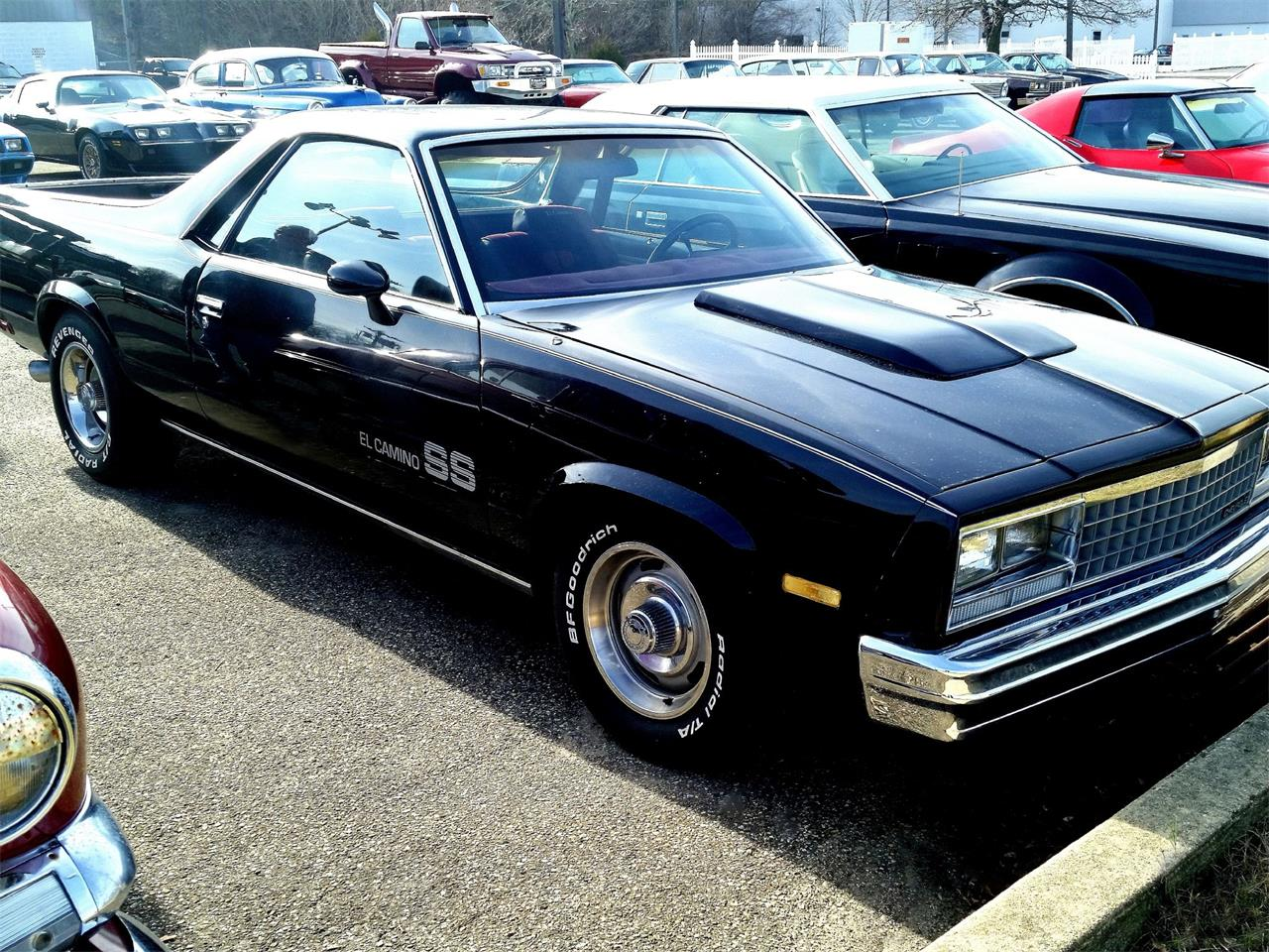 Large Picture of 1982 Chevrolet El Camino SS located in Stratford New Jersey Offered by Black Tie Classics - OCMY