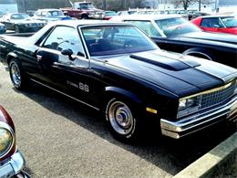 Picture of '82 Chevrolet El Camino SS Offered by Black Tie Classics - OCMY