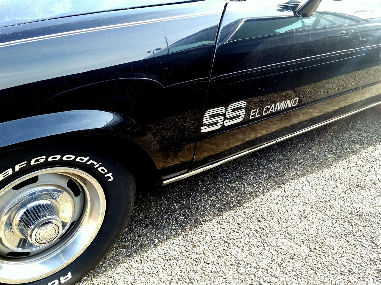 Large Picture of 1982 El Camino SS Offered by Black Tie Classics - OCMY