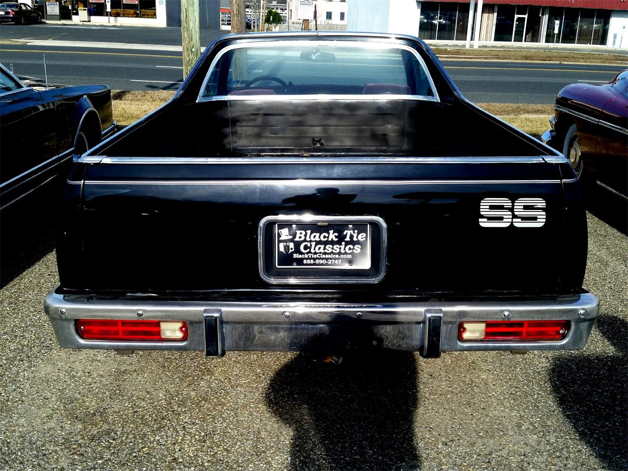 Large Picture of 1982 El Camino SS located in New Jersey - $15,990.00 Offered by Black Tie Classics - OCMY