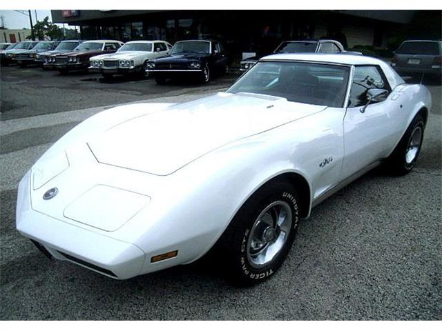 Picture of '74 Corvette located in New Jersey Offered by  - OCN5