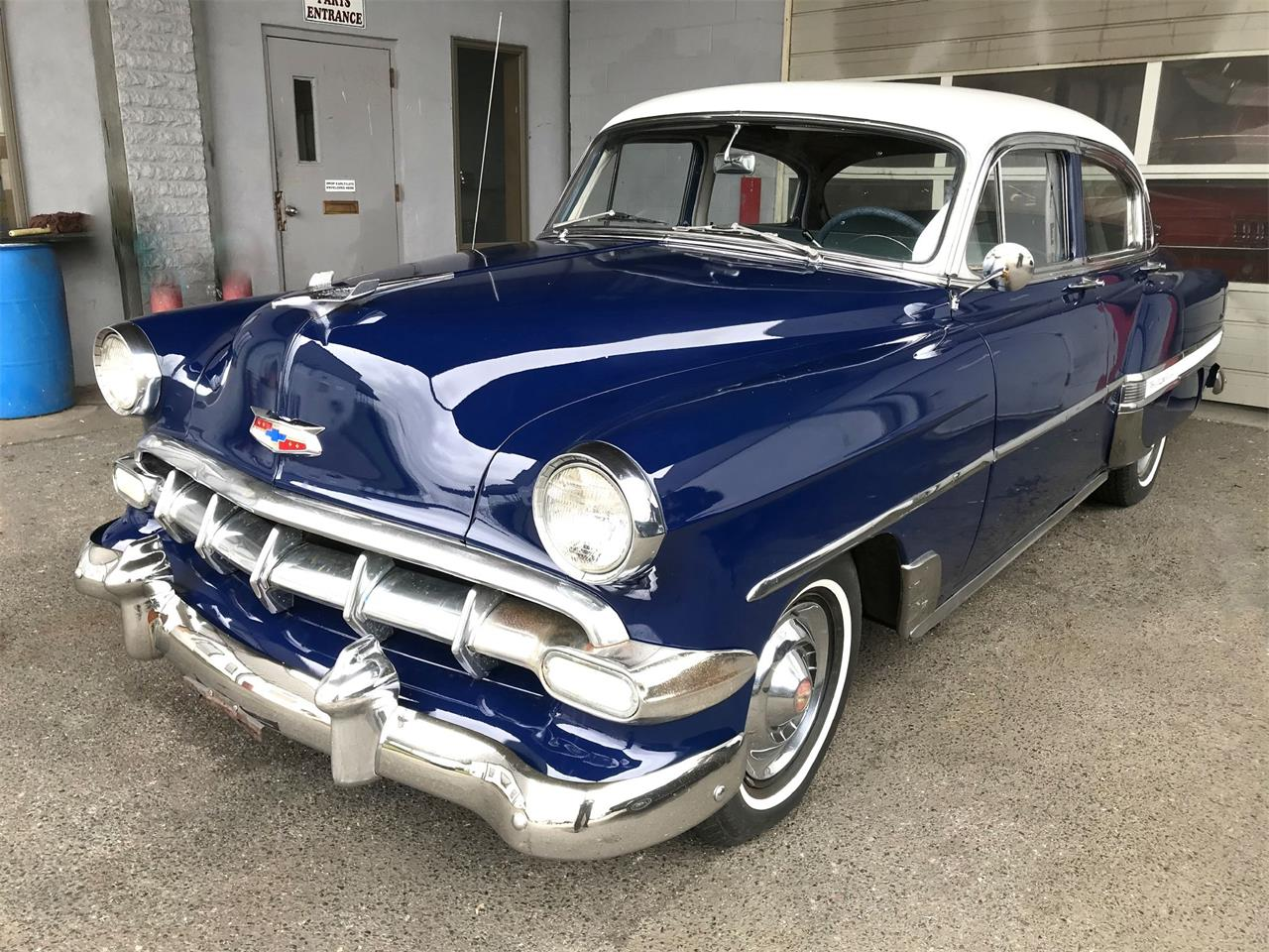 Large Picture of '54 Chevrolet Bel Air - OCN6
