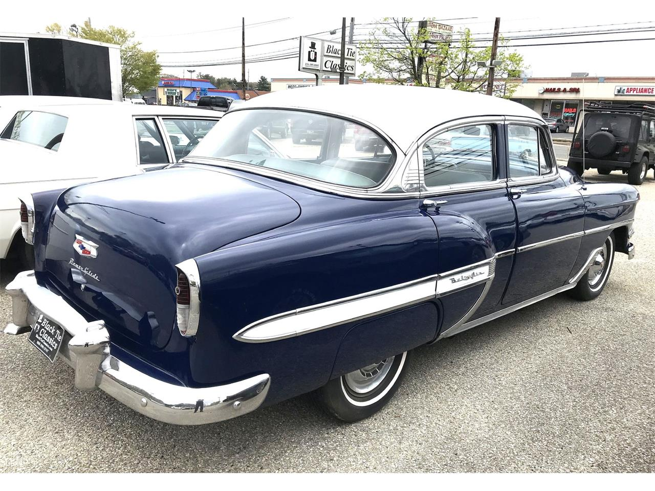 Large Picture of '54 Chevrolet Bel Air located in Stratford New Jersey - $18,990.00 - OCN6