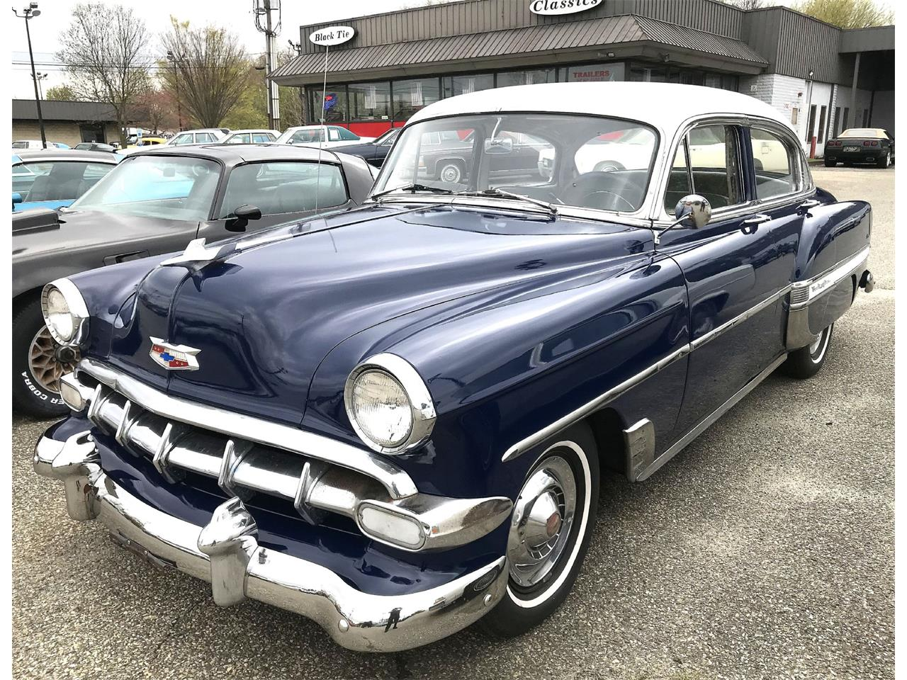Large Picture of 1954 Bel Air located in New Jersey - OCN6