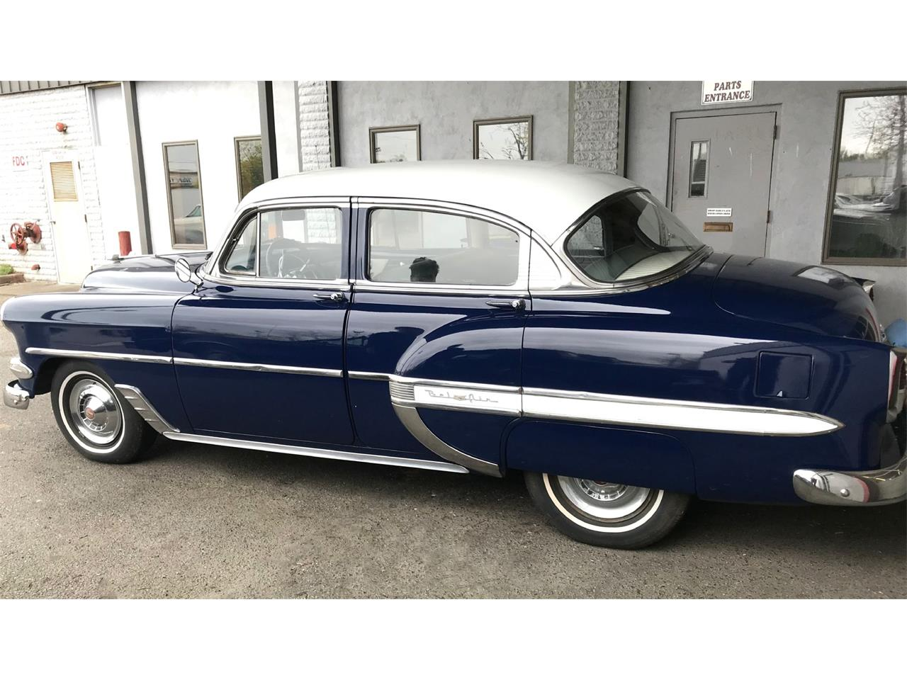 Large Picture of Classic '54 Chevrolet Bel Air located in Stratford New Jersey - $18,990.00 Offered by Black Tie Classics - OCN6