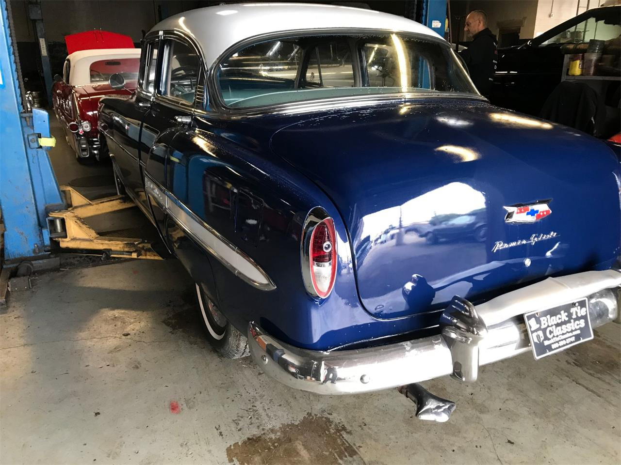 Large Picture of Classic 1954 Chevrolet Bel Air located in New Jersey - $18,990.00 Offered by Black Tie Classics - OCN6