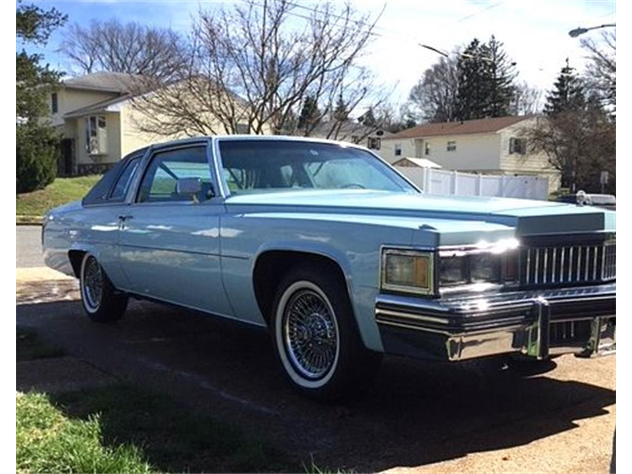 Large Picture of '78 Cadillac Coupe DeVille Offered by Black Tie Classics - OCN8