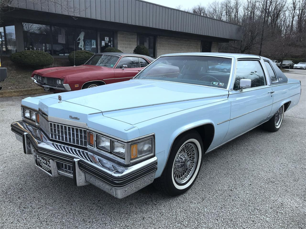 Picture of '78 Coupe DeVille - OCN8