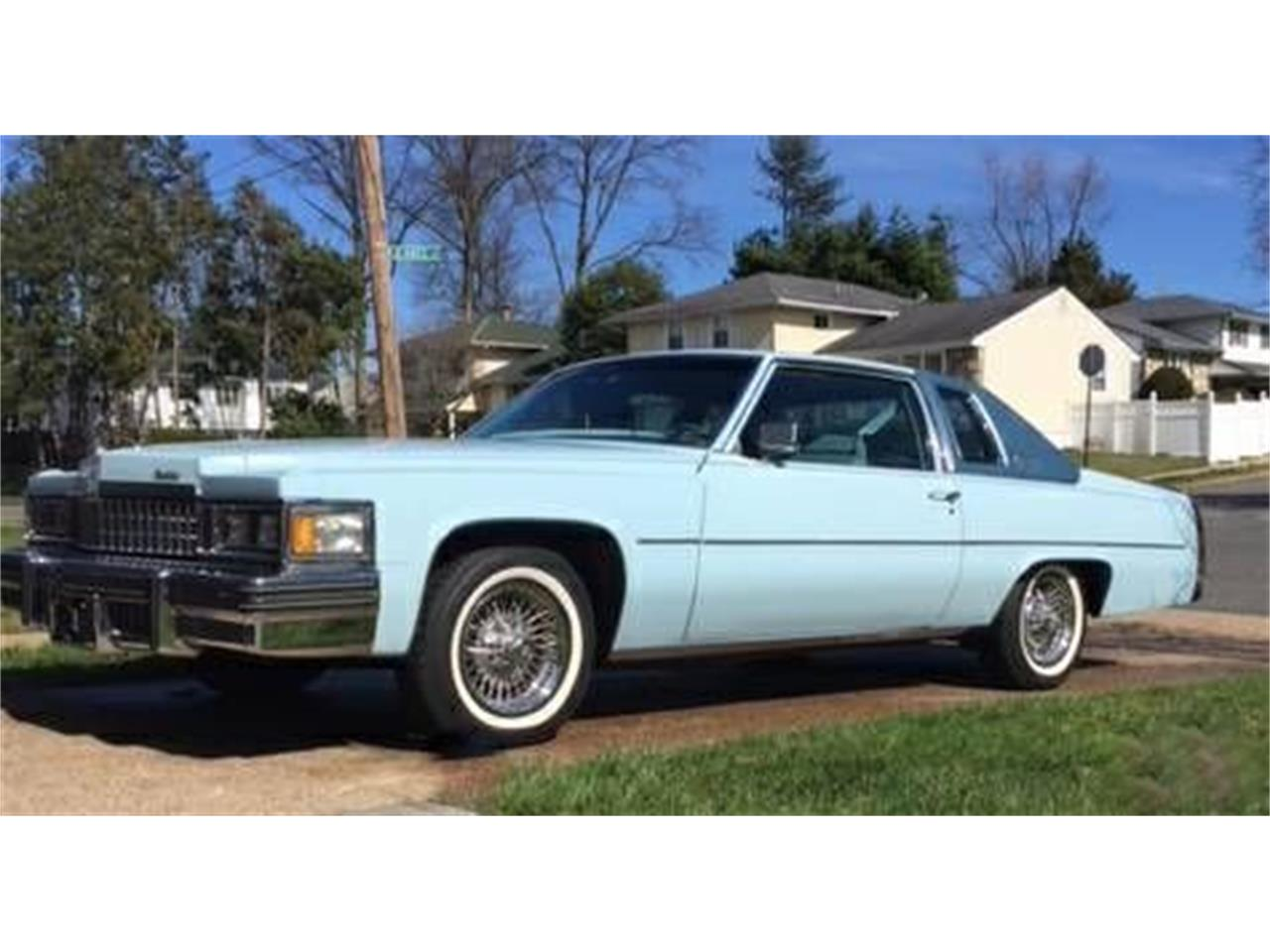 Large Picture of 1978 Coupe DeVille located in Stratford New Jersey Offered by Black Tie Classics - OCN8