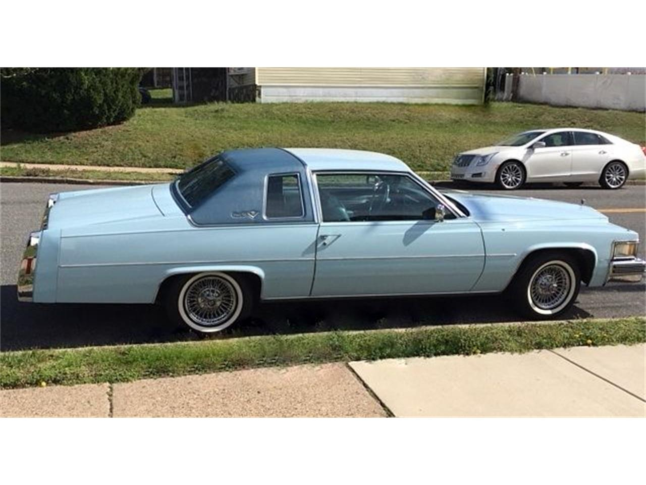 Large Picture of '78 Coupe DeVille - $21,990.00 - OCN8