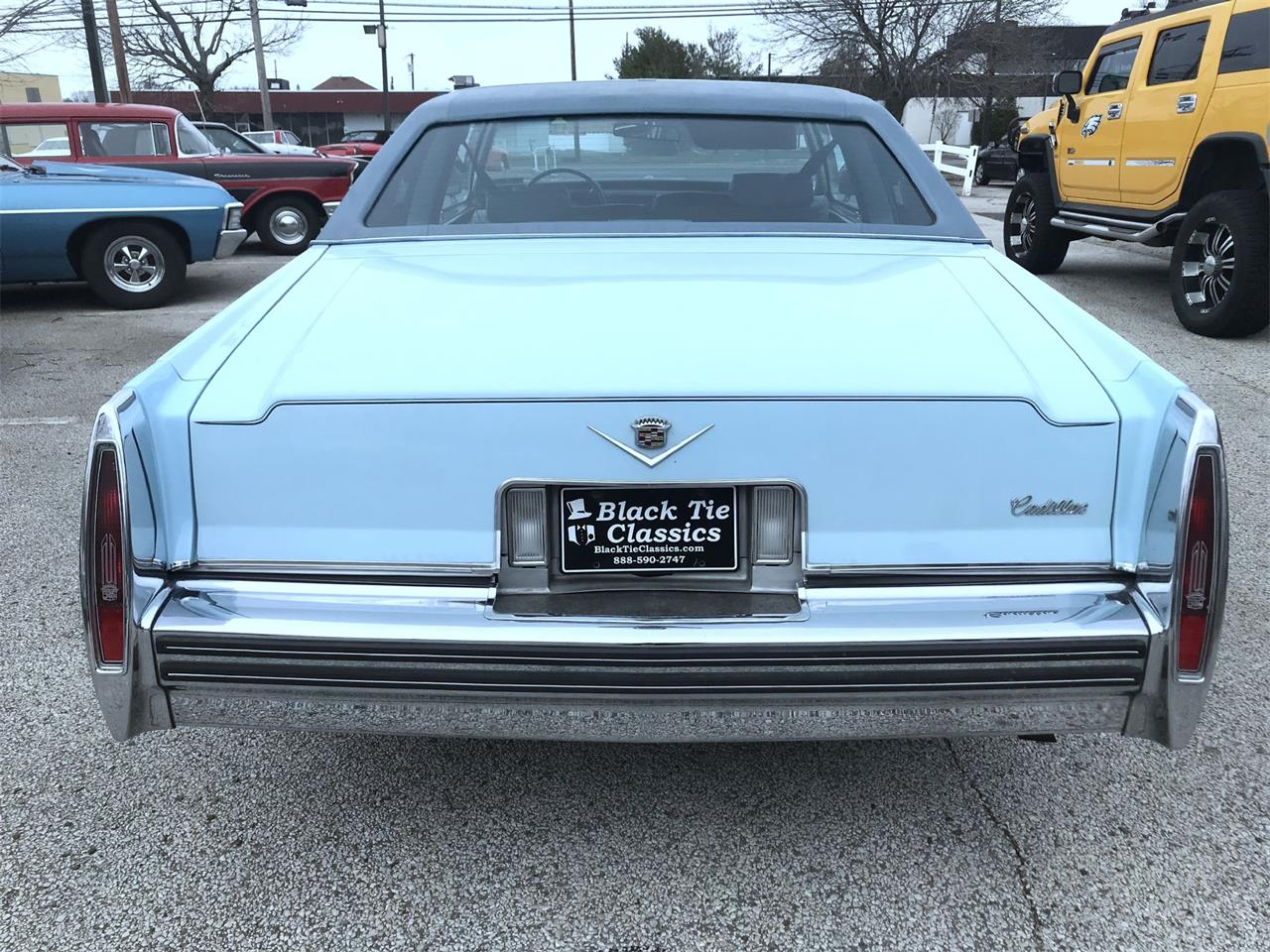 Large Picture of '78 Cadillac Coupe DeVille - OCN8