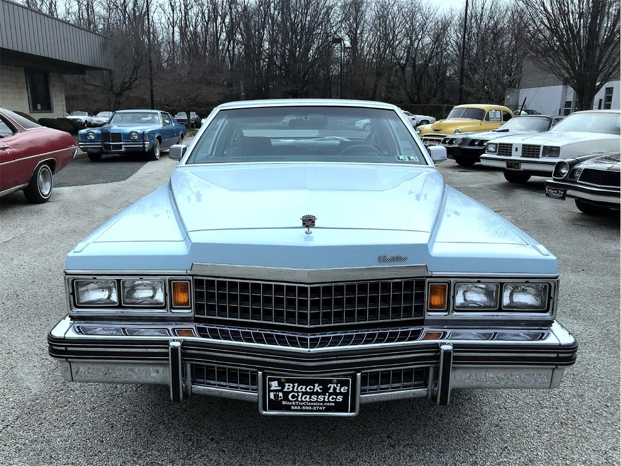Large Picture of '78 Coupe DeVille located in New Jersey Offered by Black Tie Classics - OCN8