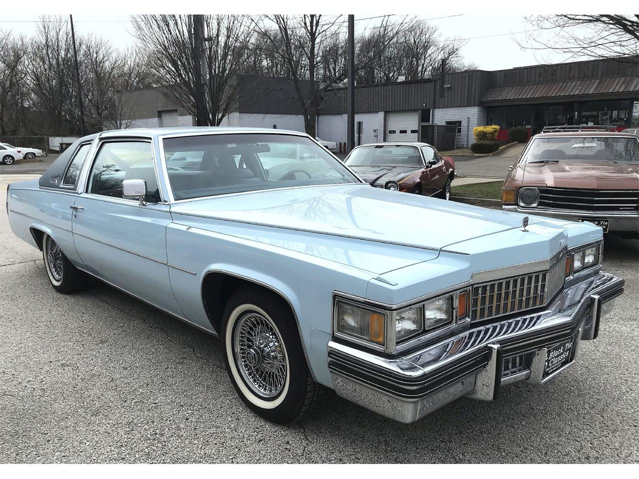 Large Picture of 1978 Cadillac Coupe DeVille located in New Jersey - $21,990.00 Offered by Black Tie Classics - OCN8