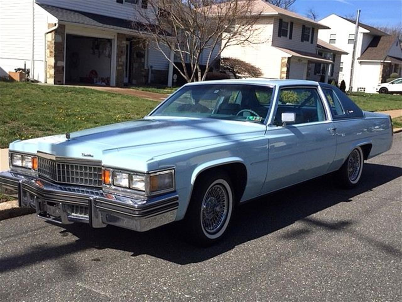 Large Picture of 1978 Cadillac Coupe DeVille located in New Jersey - OCN8